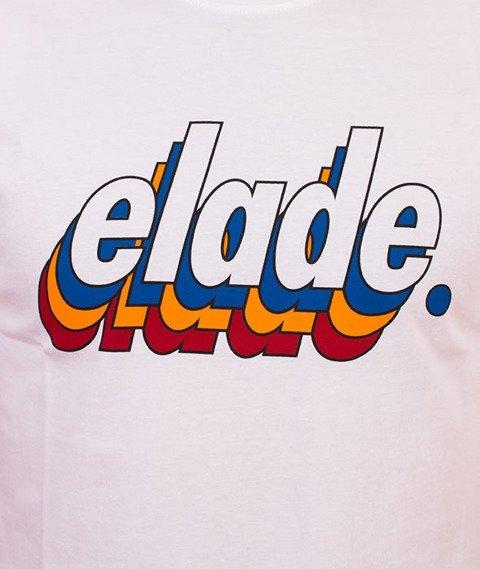 Elade-Logo 90's T-Shirt Biały