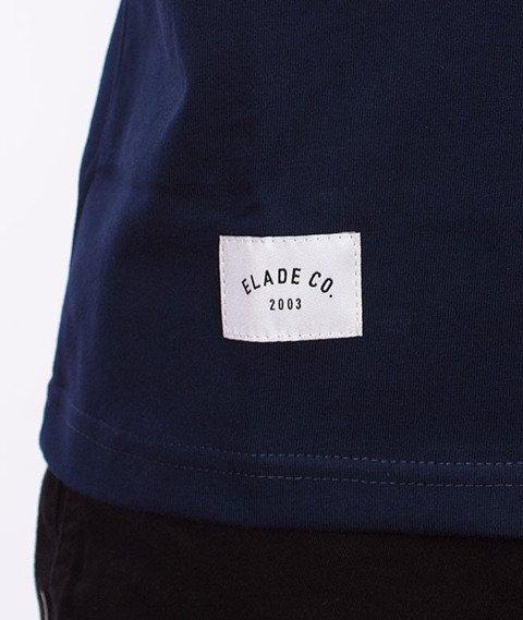 Elade-PRFC T-Shirt Granatowy