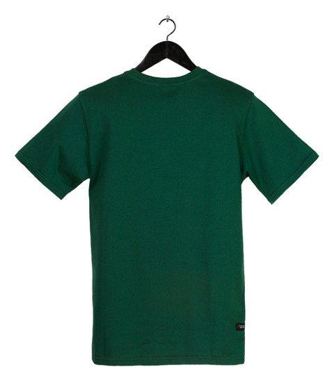 Elade-Race T-Shirt Green