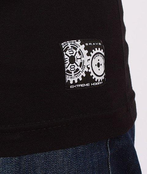 Extreme Hobby-A.C.A.B. T-shirt Czarny