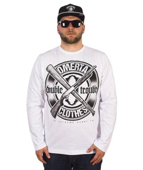Extreme Hobby-Double Trouble Longsleeve Biały