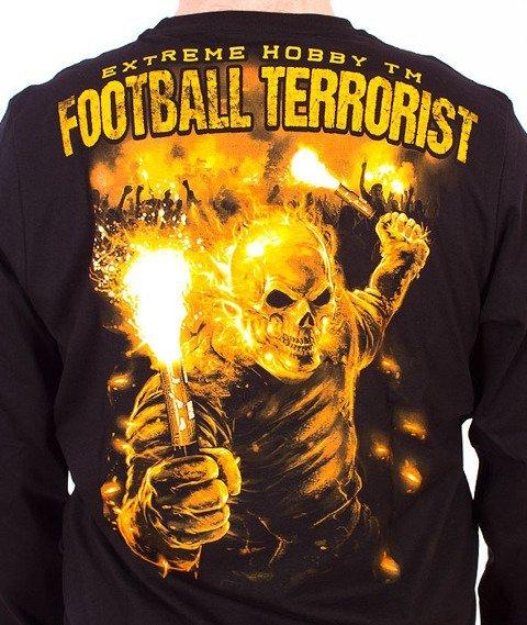 Extreme Hobby-Football Terrorist Longsleeve Czarny