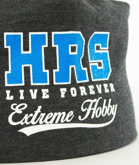 Extreme Hobby-Heores Czapka Zimowa Grafitowa
