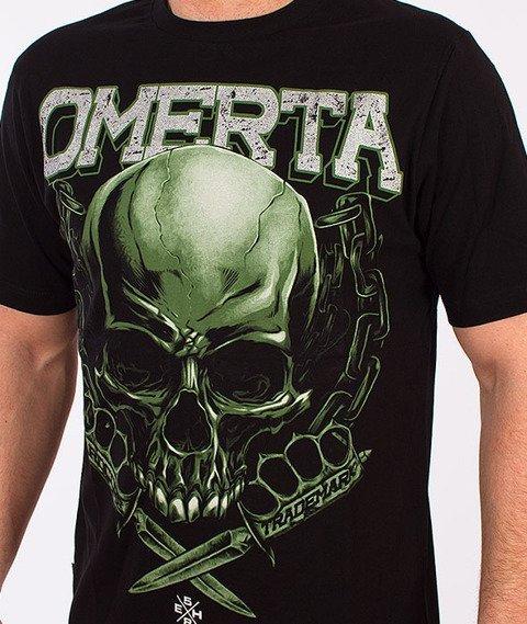 Extreme Hobby-Skull T-shirt Czarny