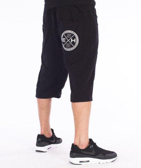 Extreme Hobby-South Bount Rebel Spodnie Krótkie Czarne