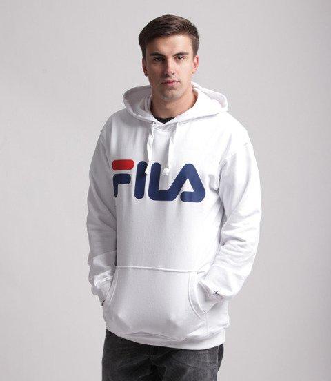 FILA-Classic Logo Kangurka Biała