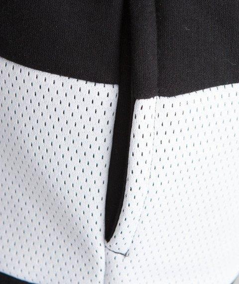 Familia Wear-Granat Dym Spodnie Dresowe Czarne