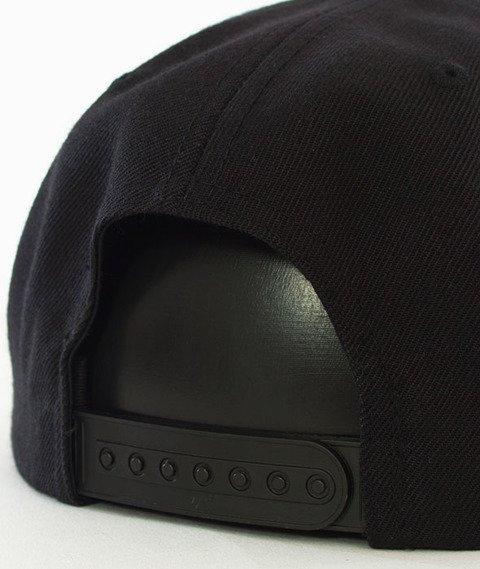 Familia Wear-Granat Snapback Czarny