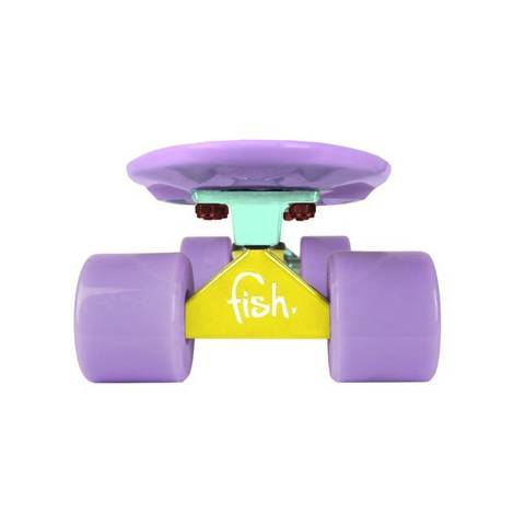 Fish Skateboards FISHKA CLASSIC MARSHMALLOW