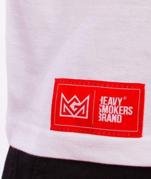 Ganja Mafia-Cannabis Can T-Shirt Biały