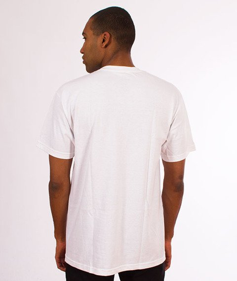Grizzly-Cavedigger T-Shirt White