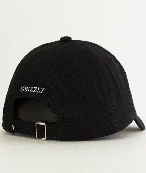 Grizzly-OG Dad Hat Snapback Black