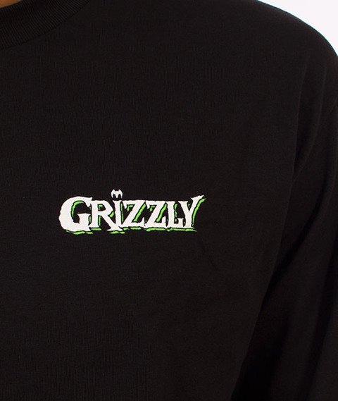 Grizzly-Venom Pen & Ink Longsleeve Black