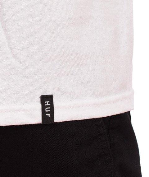 HUF-Triangle Prism T-Shirt Biały