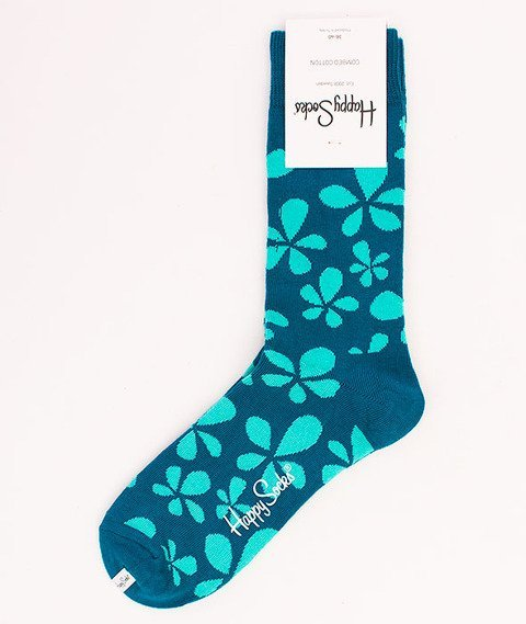 Happy Socks-Flower [FLO01-7000]