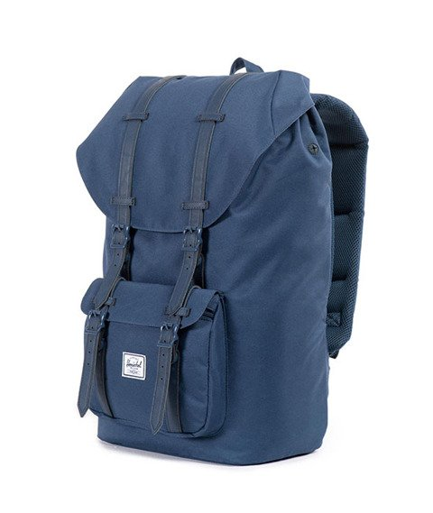 Herschel-Little America Backpack Navy/Navy [10014-00534]