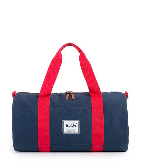 Herschel-Sutton Mid-Volume Duffle Nvy/Red [10251-00018]