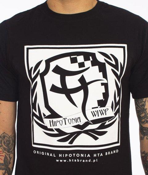 Hipotonia-Laur Box T-shirt Czarny