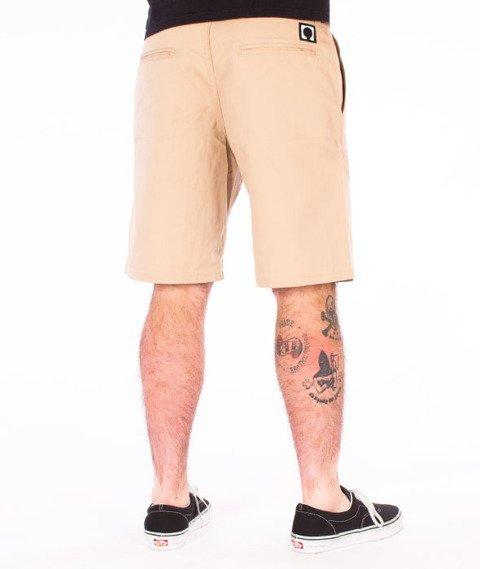 IAM. Clothes-Shorts Spodnie Krótkie Khaki