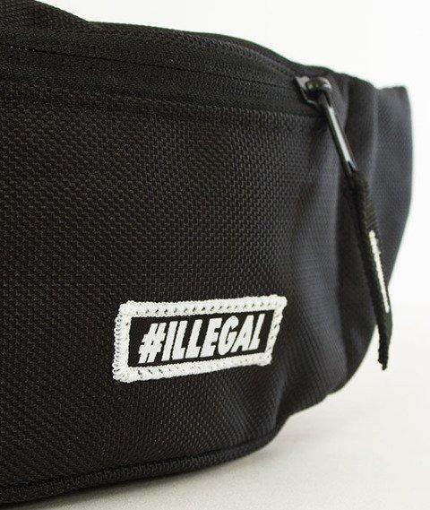 Illegal-Illegal Small Street Bag Nerka Czarna/Biała