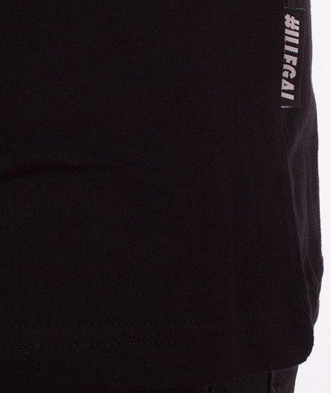 Illegal-Moro Desert T-Shirt Czarny