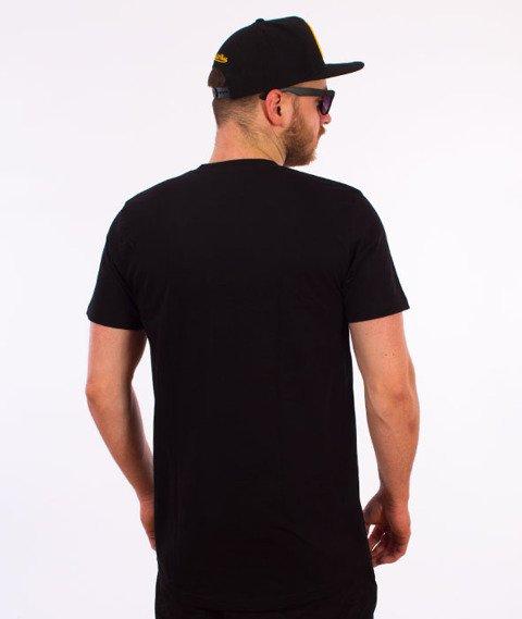 Intruz-FFF Logo T-Shirt Czarny