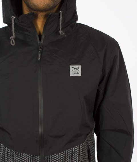 Iriedaily-Auf Tech Jacket Black