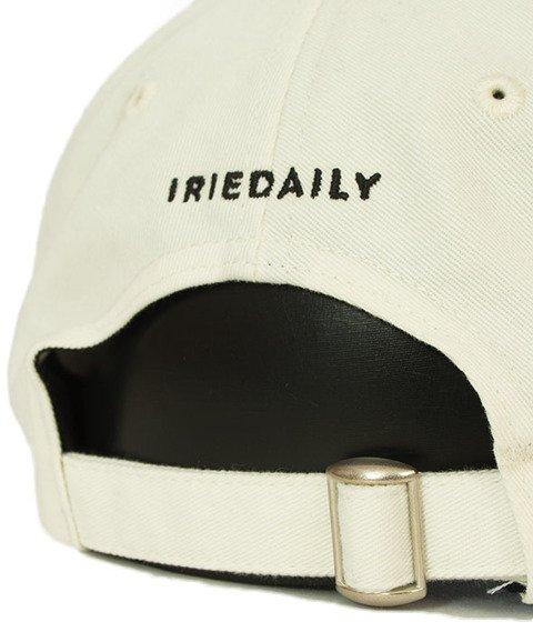 Iriedaily-Dad Flag Snapback White