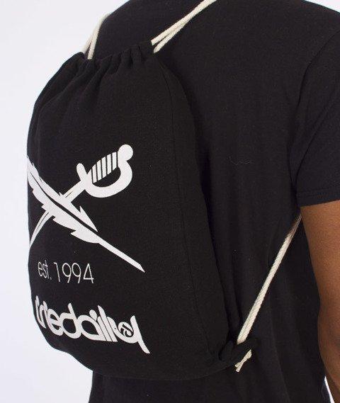 Iriedaily-Desire Nerd Beutel Sports Bag Worek Grey Melange