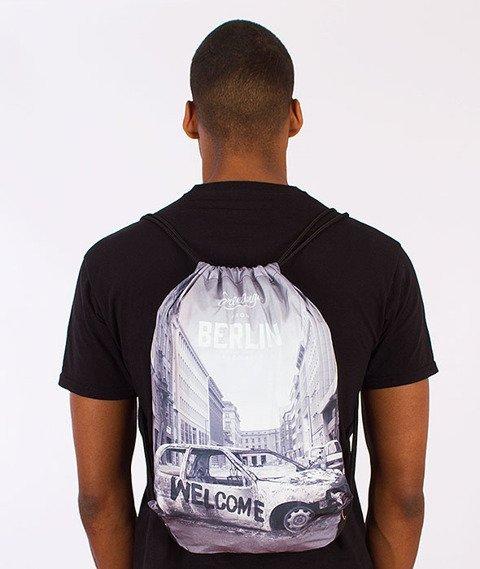 Iriedaily-Greetings Beutel Sports Bag Black