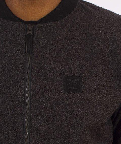 Iriedaily-Lug Jacket Kurtka Anthra Mel.