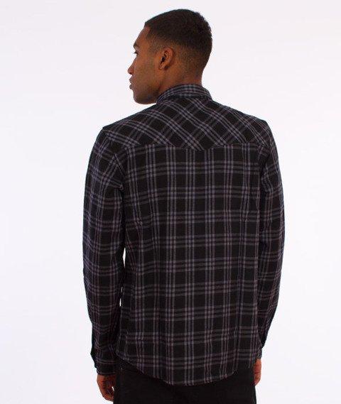 Iriedaily-Old Fella Shirt Koszula Black