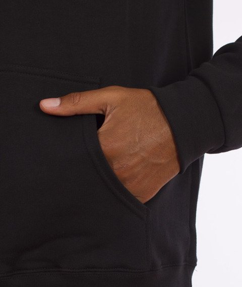 Iriedaily-Terry Flag Hoody Bluza Kaptur Black