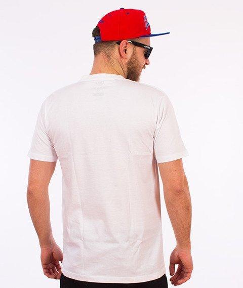 Koka-Burn T-Shirt Biały