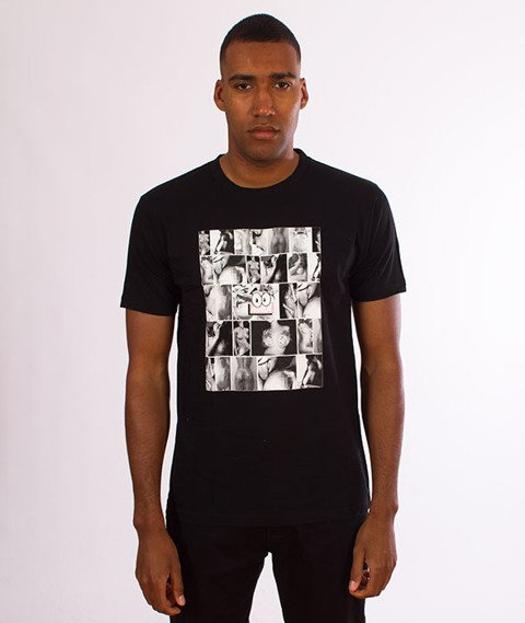 Koka-Censorship T-Shirt Black