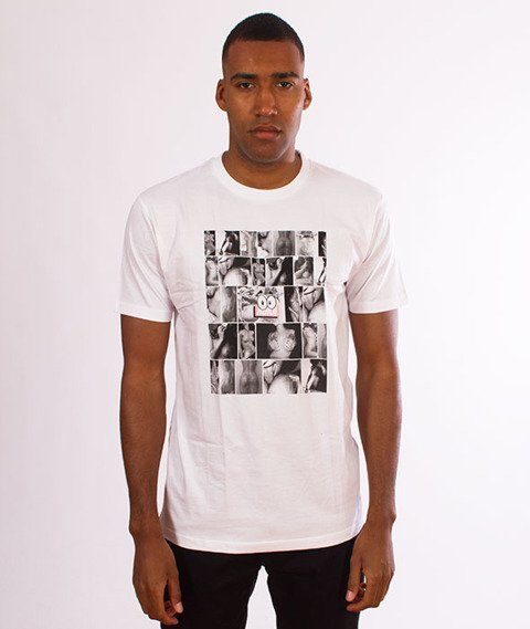 Koka-Censorship T-Shirt White