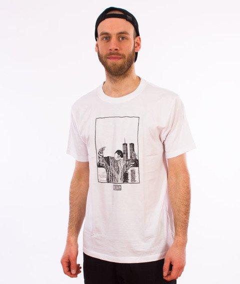 Koka-Notorious T-Shirt Biały