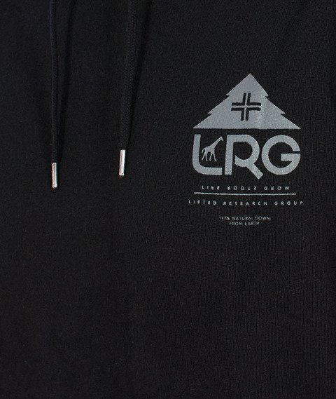 LRG-One Icon Hoody Black
