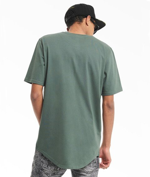 Lucky Dice-Basic Long T-shirt Khaki
