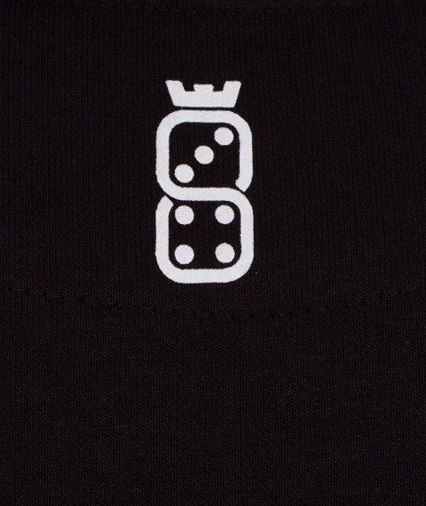 Lucky Dice-Classic Hoodie Bluza Czarna