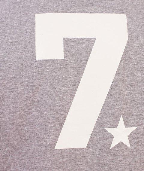 Lucky Dice-LD Seven Bluza Szara