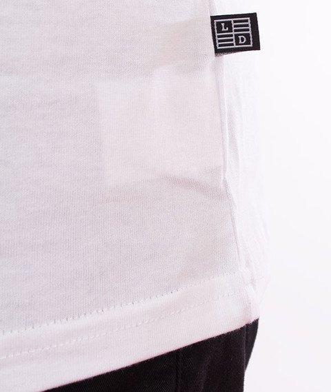 Lucky Dice-VHS T-shirt Biały