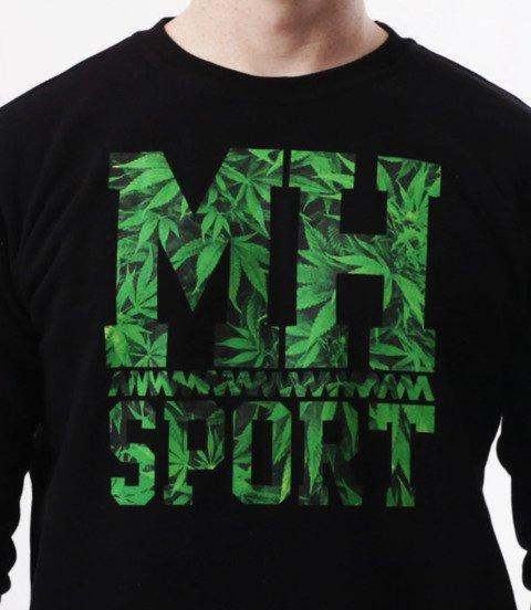 METODA -MH Sport Weed Bluza Czarna