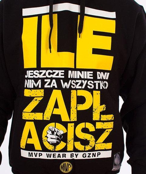 MVP Wear-Ile Dni Bluza Kaptur Czarny