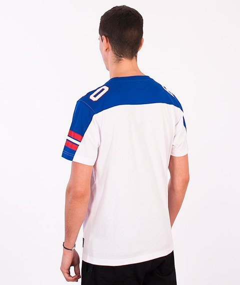 Majestic-Buffalo Bills T-shirt White/Navy