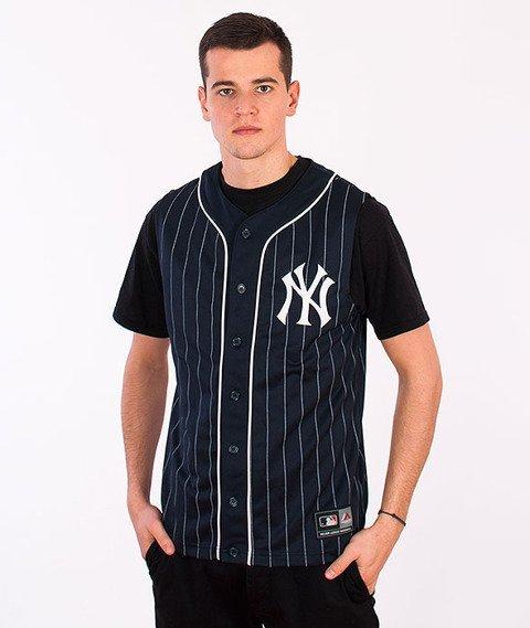 Majestic-New York Yankees Jersey Navy