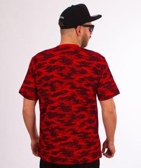 Mass-Assassin T-Shirt Czerwony