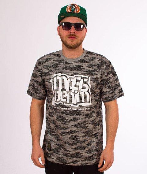Mass-Assassin T-Shirt Szary