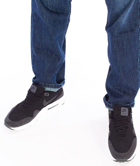 Mass BASE Jeans Regular Fit Dark Blue