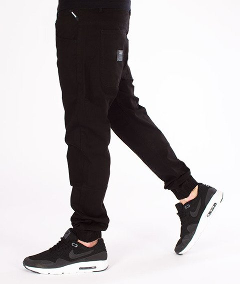 Mass BASE Jogger Sneaker Fit Czarny